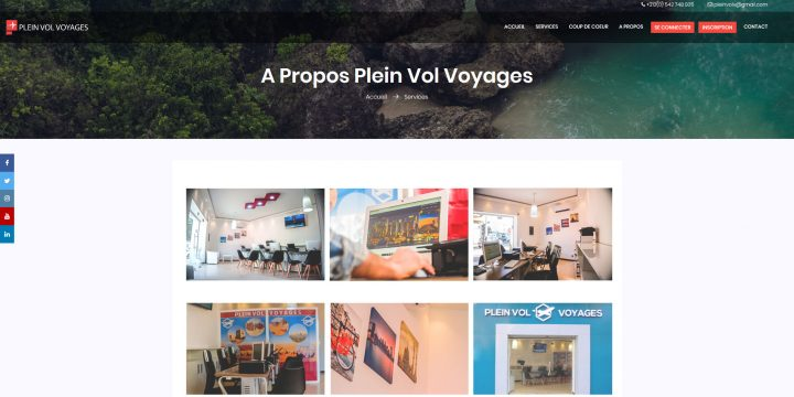 Plein Vol Voyages [Travel Agency]
